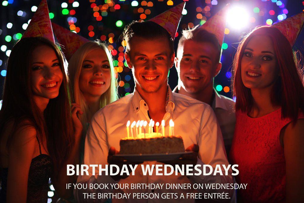 Birthday Wednesdays